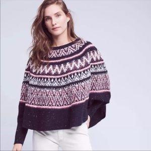 Sleeping on Snow Midland Fairisle Sweater XS/S